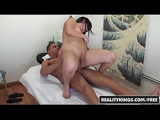 Realitykings happy tugs asian masseuse jerking and sucking client well done
