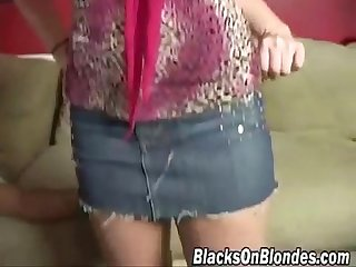 Riley Winters Blacks on Blondes