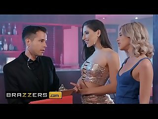 (Abella Danger, Alberto Blanco) - Sneaking In The Back Door - Brazzers
