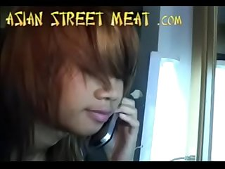 Thai tear on the phone 2