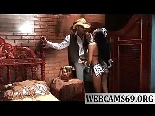 Cowboy with perfect dick fuck nimpho part 2