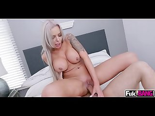 Nina Elle In Stepson Best Friend Fucks Mature Mom