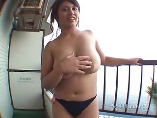 41ticket Maria hayashi s balcony bang lpar uncensored jav rpar