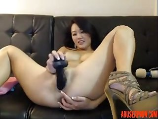 Squirting Asian: Free Amateur Porn Video f3 - abuserporn.com
