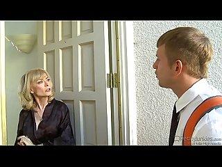 Nina hartley seduces her stepson