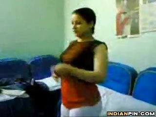 Chubby indian wants her lovers hard cock