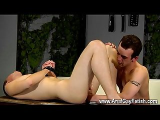Gay bleeding while fucked porn aiden gets a lot of punishment in this