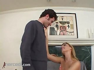 Darryl hanah is a milf whore that wants it in the ass