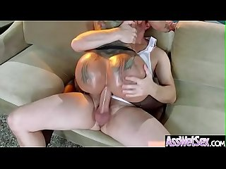 (Bella Bellz) Hot Girl With Big Round Ass Love Anal Hardcore Sex movie-11