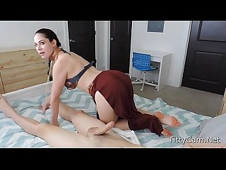 Sexy Ashley fucking on webcam Pt1 Hd