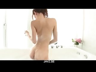 Soapy porn play along superb Kaori maeda from javz se