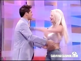 sabrina sabrok celebrity biggest breast in the world interviews