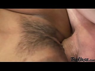Asian Slut Getting Fucked By An 8 Inch Dick