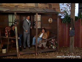 Beverly hillbillies parody milf fuck