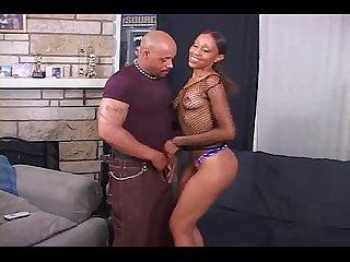 Ebony Babe gots fucked hard in sweet Ass!!