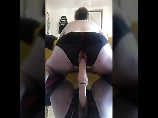 bbw toy dildo compilation