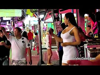 Thailand sexy Ladyboys in the promised land