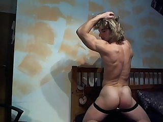 Blonde Denito best camshow - gaycams666.com