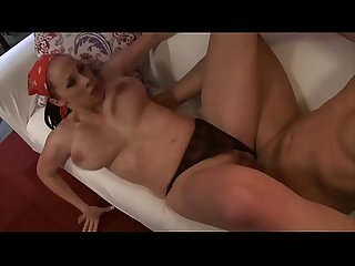 The elder brother from private lessons of sex to the inexperienced sister