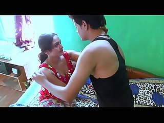 Sweet indian girl very excited for her boy friend hd new