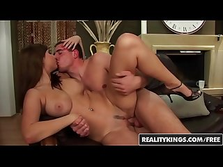Mikes Appartment - (Conny Carter) - Couple talked into porn - Reality Kings