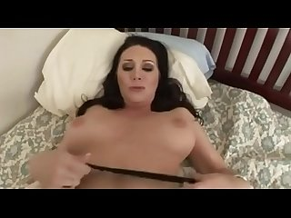 Hot MILF POV Fuck in Stockings and Creampie
