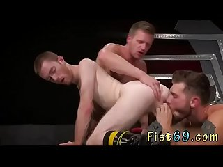 Teen boy camp fist and fisting muscular gay Toned and scruffy Jacob