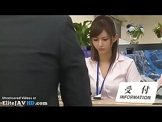 Jav secretary revenge on his boss more at elitejavhd com