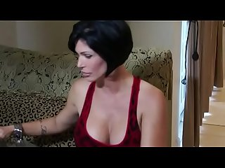 Alone mom horny for son Shay Fox