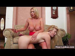 Hot and mean lesbians banging for mom s approval with leigh darby samantha rone free v