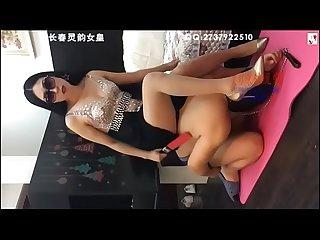 Chinese femdom 1004
