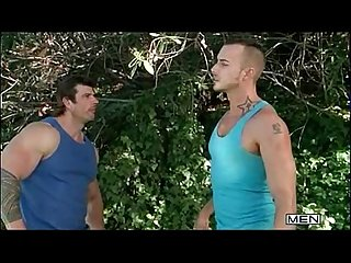 Hot married men flip flop fuck each other 18