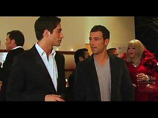 Michael lucas la dolce vita 1 scene 1 wilson vasquez and Jack bond