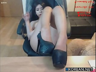 Super sexy Korean girl showcam