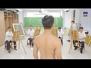 Art class embarrassed