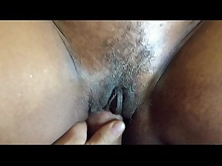 Mature ebony pussy gets fucked by young white cock