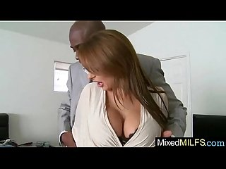 lpar alison star rpar Milf enjoy hard ride on big monster black dick video 01