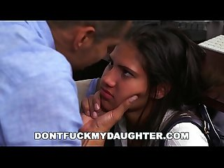 Don t fuck my daughter latin teen victoria valencia fucks daddy S employee