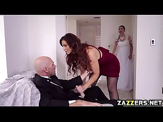 johnny sins bangs syren de mer on top