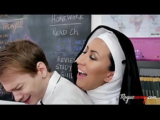 CATHOLIC NUN TURNS STUDENTS INTO SEX SLAVES