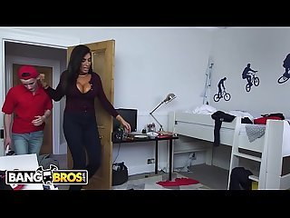 Bangbros sam bourne S step mom ava koxxx takes control of the situation