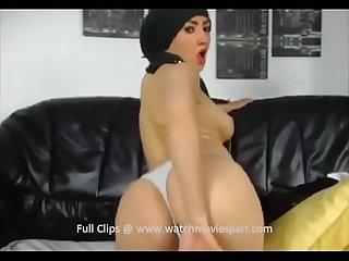 hot indian girl stripping and fingring