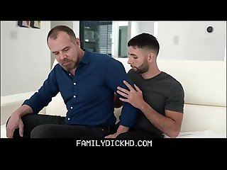 Young Step Son Fucked By Step Dad After Massage