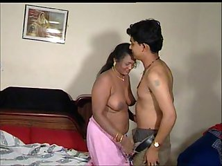 Indian Aunty fucked