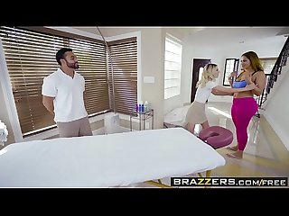 Brazzers - Dirty Masseur - What the Client Wants, the Client Gets 2 scene starring Bella..