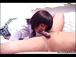 Asian school girl rynzaki nanaha hardcore