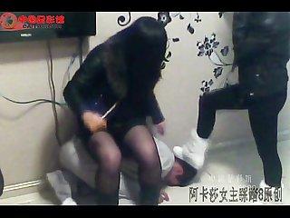 Chinese femdom 541