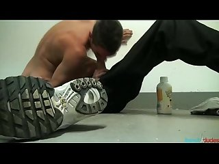 Sexy french gay dudes suck good on hard cock
