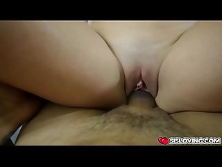Kimmy Granger spread her shaved pussy wide open