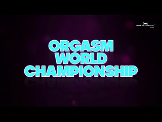 Orgasm World Championship: Orgasms of most beautiful hot girls